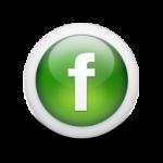 Follow us on facebook button